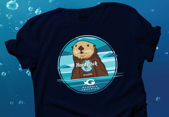 """""""Save the Planet"""" One Otterly Irresistible Shirt at a Time"""
