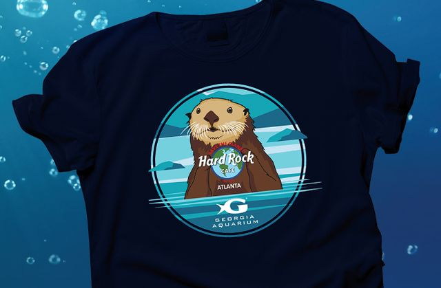 """Save the Planet"" One Otterly Irresistible Shirt at a Time"
