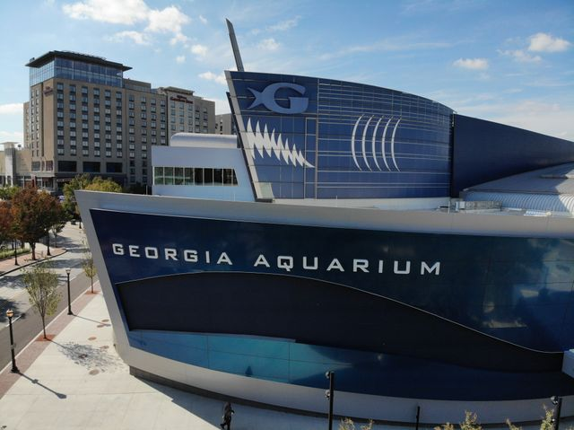 Georgia Aquarium to Reduce Emissions Footprint with Greener Life® For Business from Georgia Natural Gas