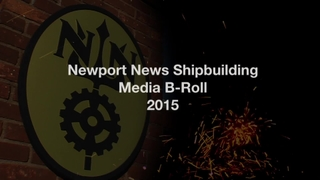Newport News Shipbuilding B-Roll