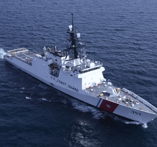 Ingalls Shipbuilding Completes Acceptance Sea Trials on Fourth National Security Cutter