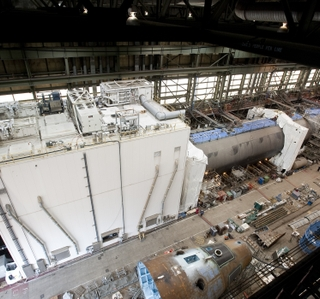 Photo Release -- Newport News Shipbuilding Achieves Major Construction Milestone on Virginia-Class Submarine Minnesota