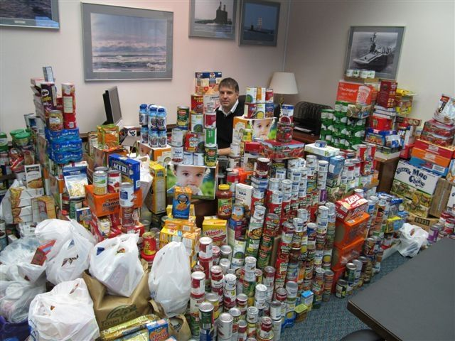 Annual Holiday Food Drive