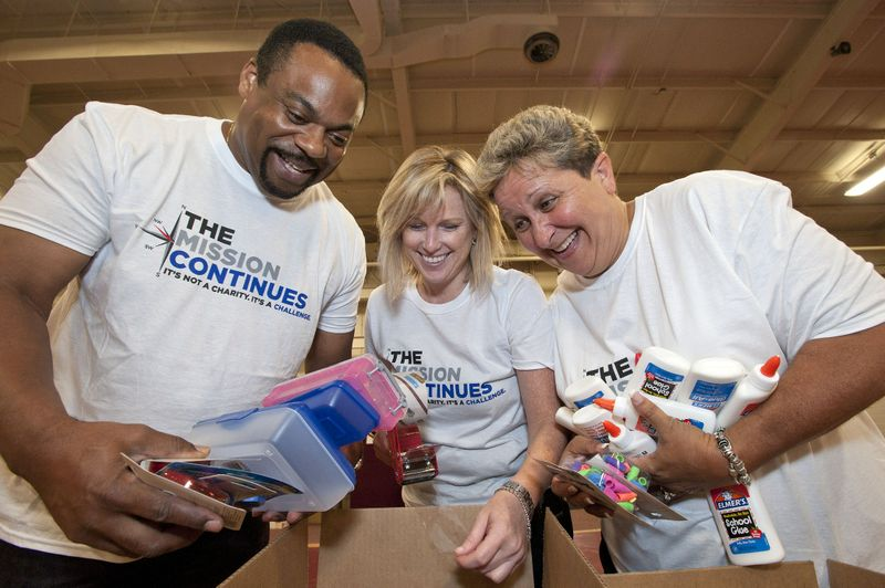 United Way's Day of Caring