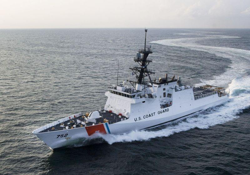Stratton (WMSL 752) completes builder's sea trials
