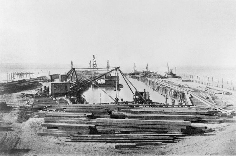 Dry Dock 1