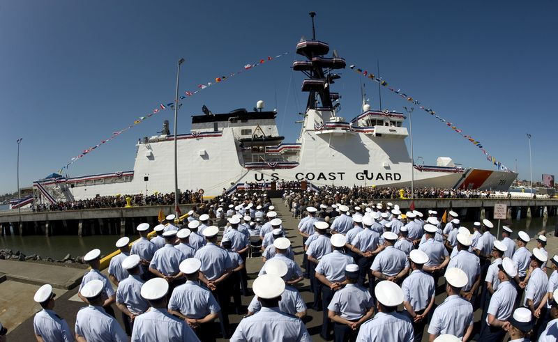 USCG Cutter Waesche Commissioned