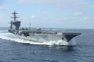 USS Carl Vinson (CVN 70) will be returning to Northrop Grumman Shipbuilding