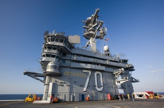 Northrop Grumman redelivered the nuclear-powered aircraft carrier, USS Carl Vinson (CVN 70)
