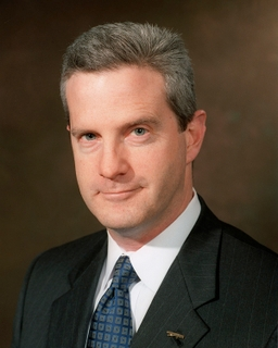 Scott Stabler, vice president of supply chain management for Northrop Grumman's Shipbuilding sector