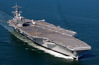 USS George H. W. Bush (CVN 77)