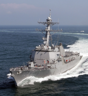 Northrop Grumman delivered its 25th Aegis guided missile destroyer to the U.S. Navy.
