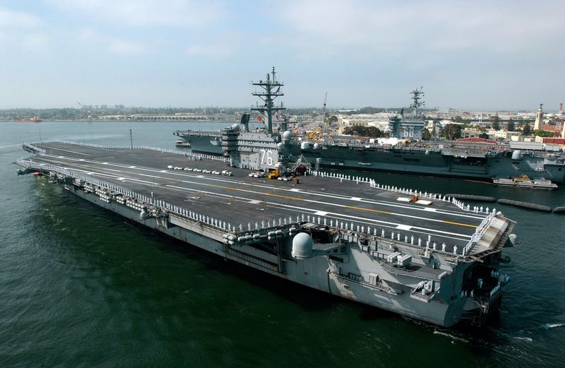 Northrop Grumman has been awarded two contracts from the U.S. Navy for maintenance and modernization work on aircraft carriers