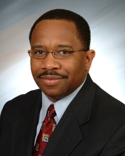 Edmond Hughes, vice president of human resources and administration for Northrop Grumman's Ship Systems sector