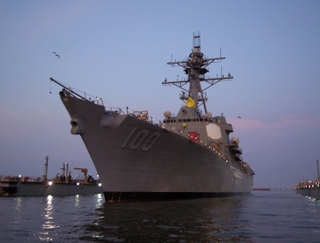 Kidd (DDG 100), Northrop Grumman's 24th Aegis guided missile destroyer