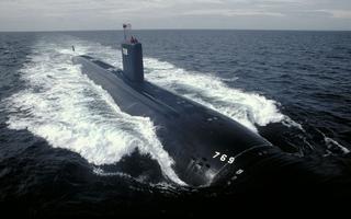 The USS Toledo (SSN 769)