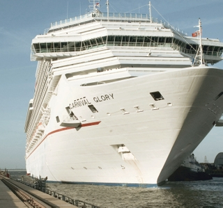 Photo Release -- Northrop Grumman Awarded Contract for Work on Carnival Glory