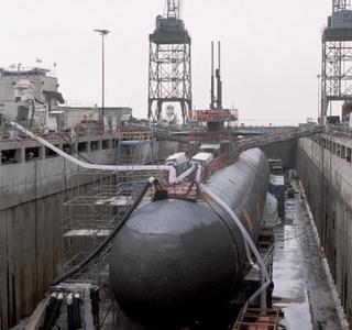 Photo Release -- Northrop Grumman Awarded Contract for Planning Work on USS Minneapolis-St. Paul