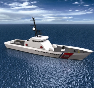 Photo Release -- Deepwater Program's Fast-Response Cutter Reaches Successful Systems Requirements Milestone