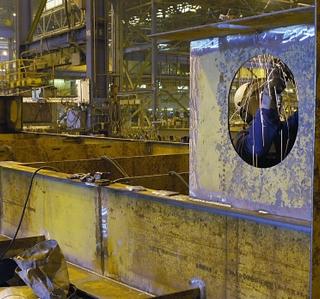 Photo Release -- Northrop Grumman Employees Reconstruct History with USS Monitor Replica
