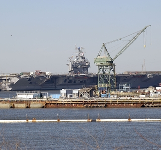Photo Release -- Northrop Grumman Awarded $257 Million Contract for Work on USS George Washington