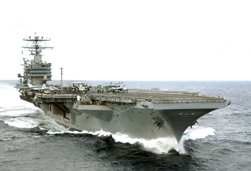 Northrop Grumman Corporation was awarded a planning contract for continued preparations for the overhaul and refueling of the nuclear-powered aircraft carrier USS Carl Vinson (CVN 70)