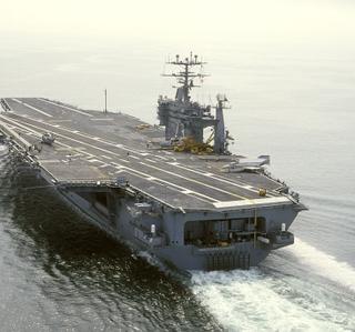Northrop Grumman Awarded Contract for Work on USS George Washington