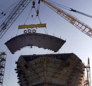 Photo Release -- Northrop Grumman's Fourth Polar Tanker Taking Shape