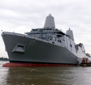 Photo Release -- Northrop Grumman to Christen Navy's Newest Amphibious Ship