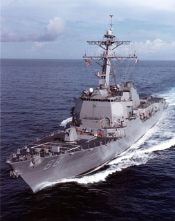 USS PREBLE READY FOR FLEET DUTY