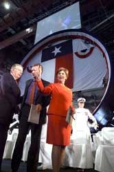Submarine Texas Keel Laying