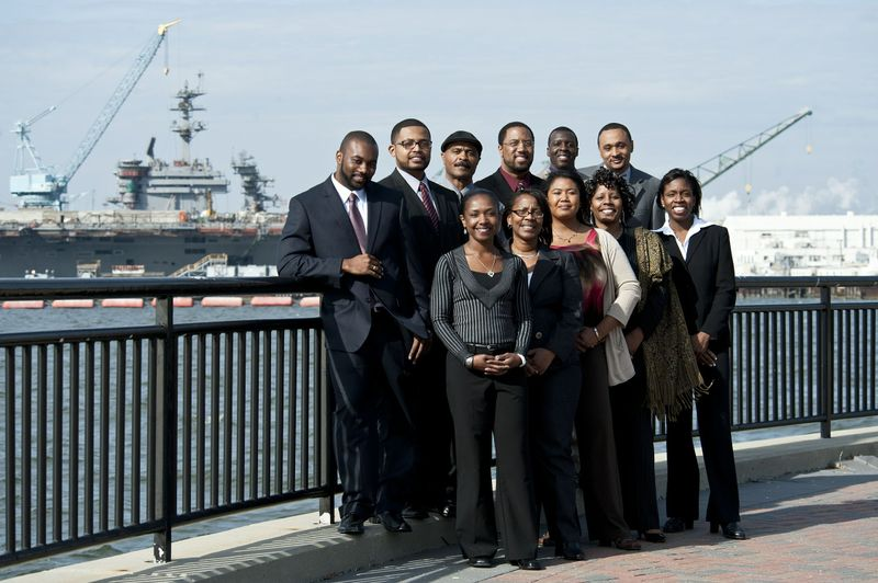 2012 Black Engineer of the Year Award Winners - Newport News Shipbuilding