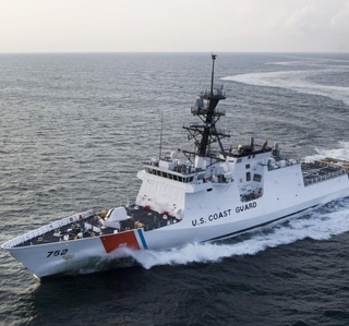 Photo Release -- Ingalls Shipbuilding Awarded $497 Million Contract for Seventh U.S. Coast Guard National Security Cutter