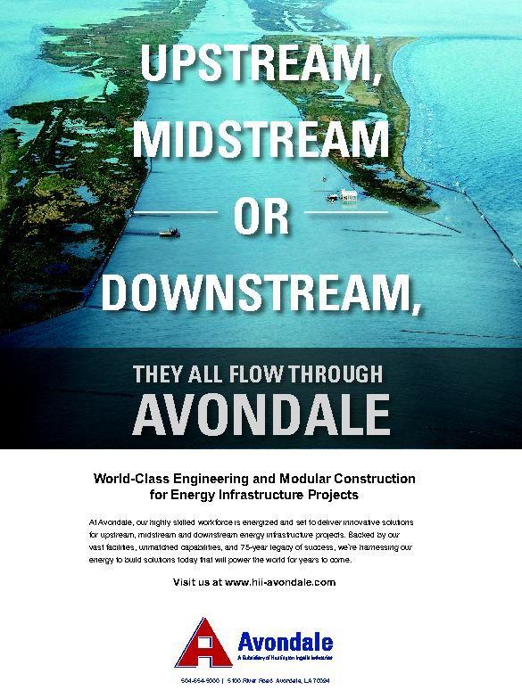 Upstream, Midstream or Downstream