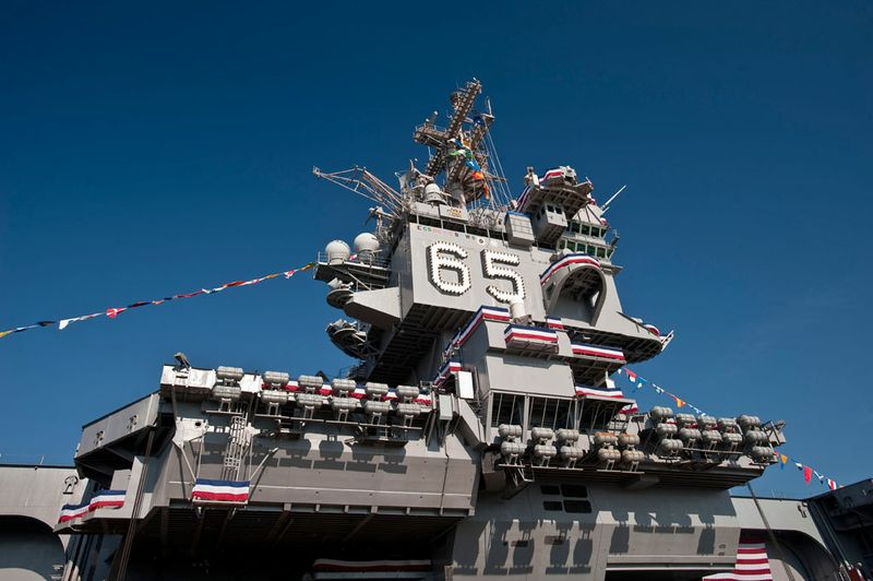 USS Enterprise (CVN 65) Inactivation Ceremony