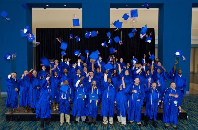 Ingalls Shipbuilding Apprentice School Graduation