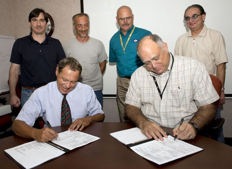 Ingalls Transfers Ownership of PVLS Components to the U.S. Navy