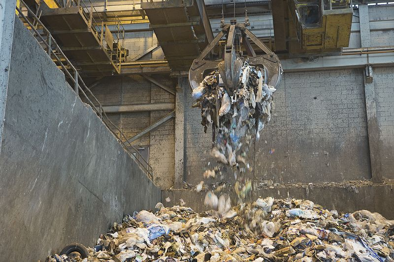 Trash becomes energy for NASA Langley