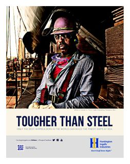 Tougher Than Steel: William A. Coleman