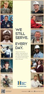 We Still Serve. Every Day.