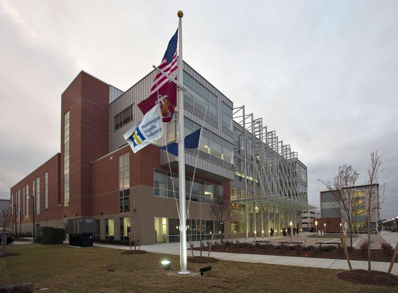 Newport News Shipbuilding Apprentice School
