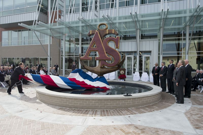 Newport News Shipbuilding Apprentice School Opening Ceremony