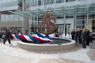 Newport News Shipbuilding Apprentice School Opening Ceremony