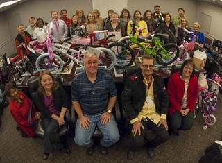 Ingalls Shipbuilding Supports Salvation Army Angel Tree program