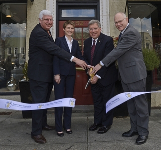 Photo Release -- Newport News Shipbuilding Opens Field Office in Aiken, S.C.