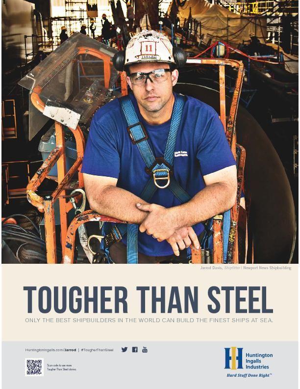 Tougher Than Steel: Jarrod Davis