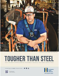 Tougher Than Steel: Jarrod Davis