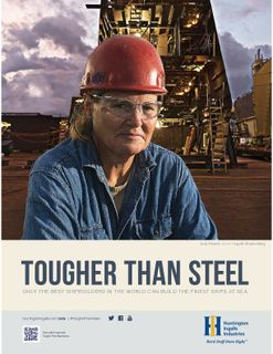Tougher Than Steel: Judy Howell