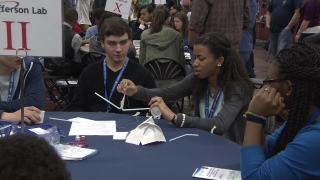 Engineering Career Days B-roll Video