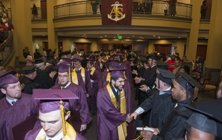 Newport News Shipbuilding Apprentice School Graduation